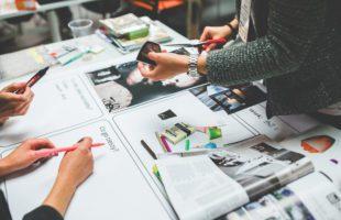 店舗の設計デザイン計画案
