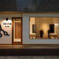 東京の美容室nema by lima外観デザイン