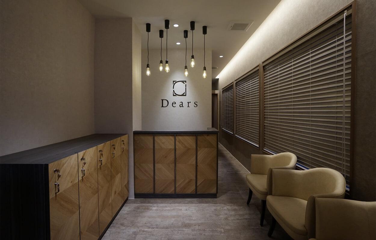 美容室の店舗デザイン実績