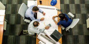 設計施工会社のイメージ画像