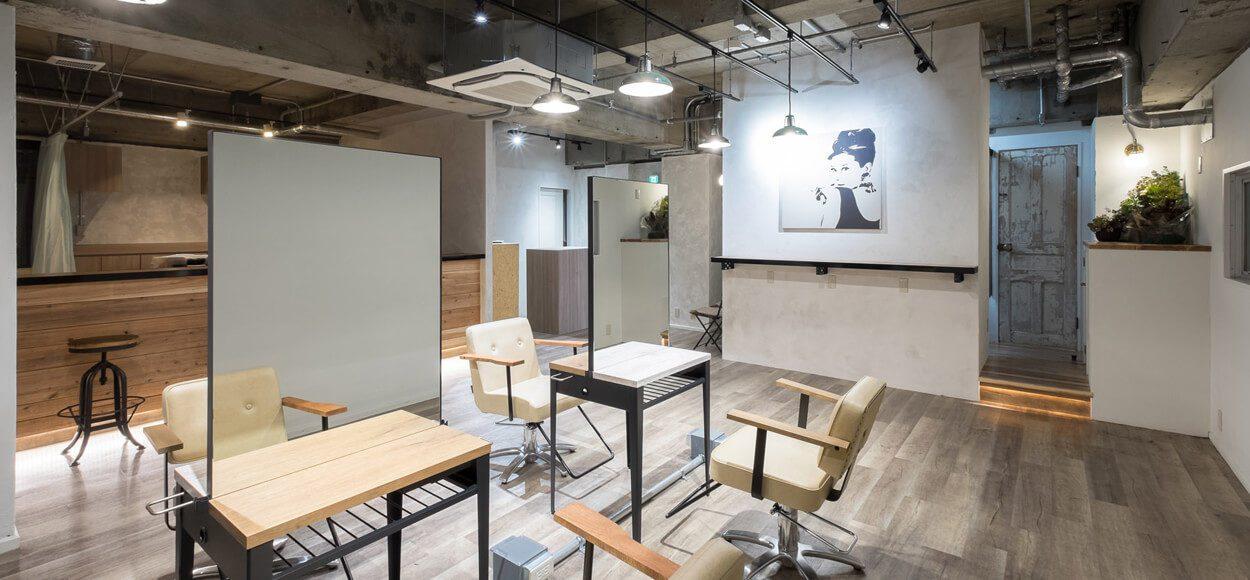 美容室開業の際に気を付けたい内装デザインと費用のバランスのイメージ画像