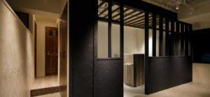 東京の美容室の店舗デザイン画像